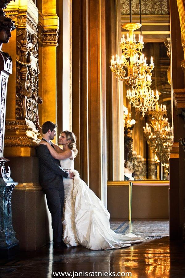 Paris a wedding destination