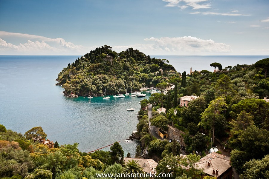Hotel Splendido wedding Portofino