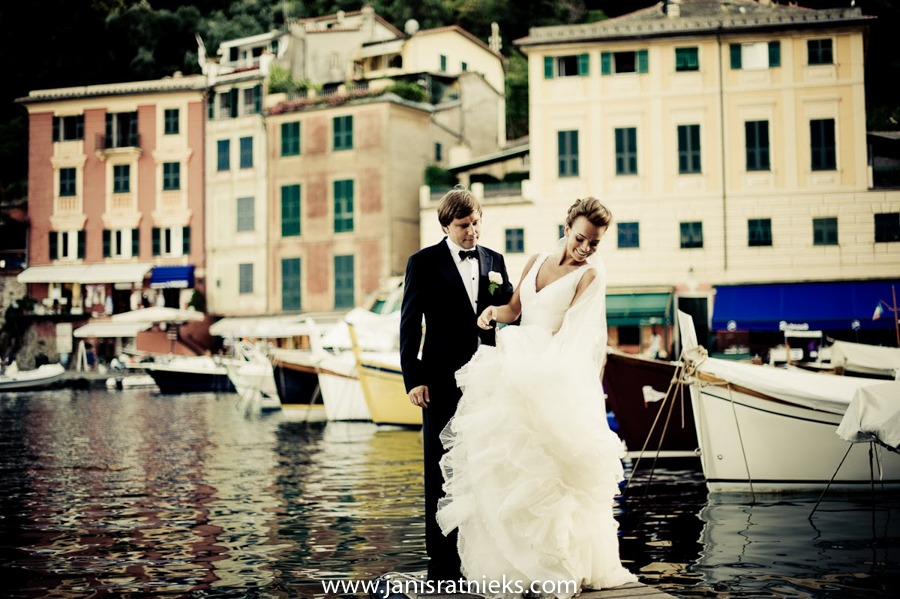 American wedding italy photographer