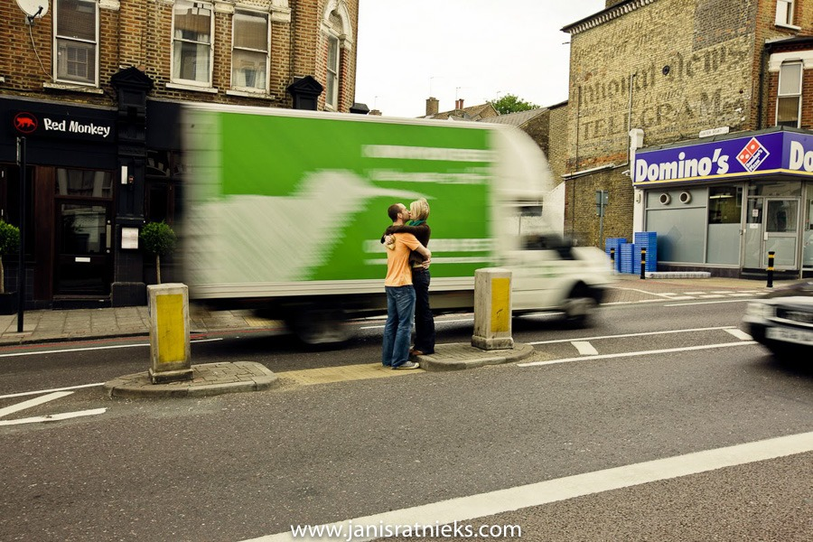 Clapham high street wedding photographer