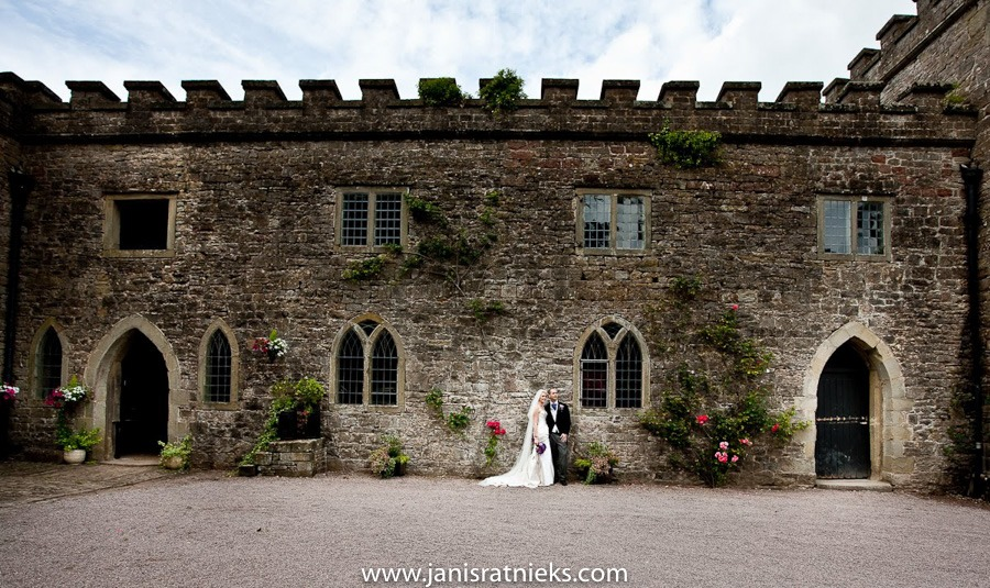 clearwell castle recommended wedding photographer