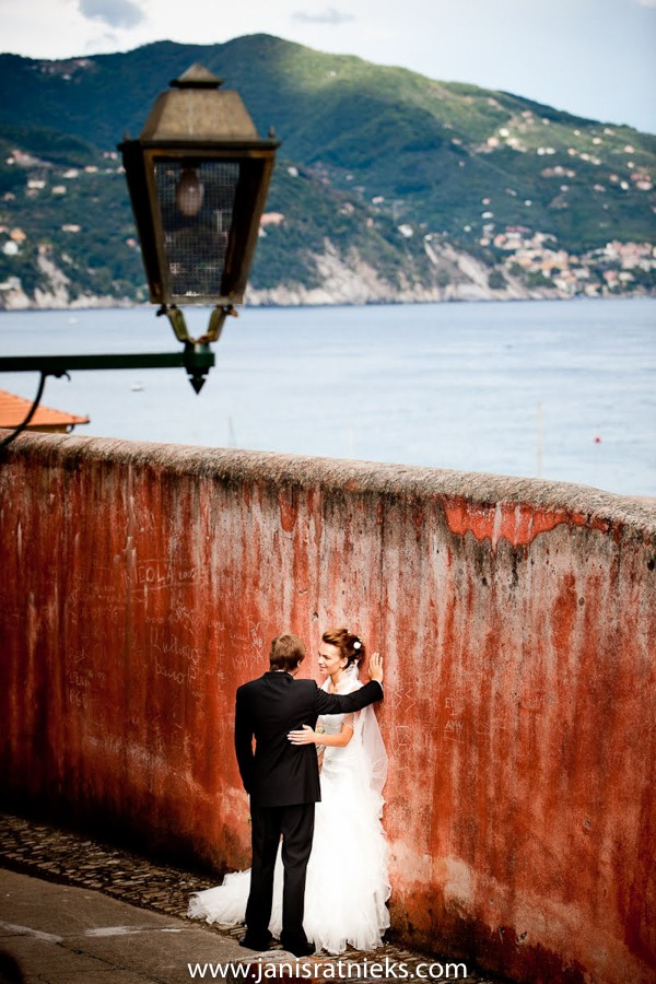 Italy villa wedding photographer