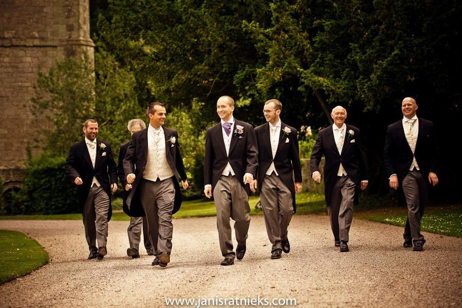 wedding photographer England boys only