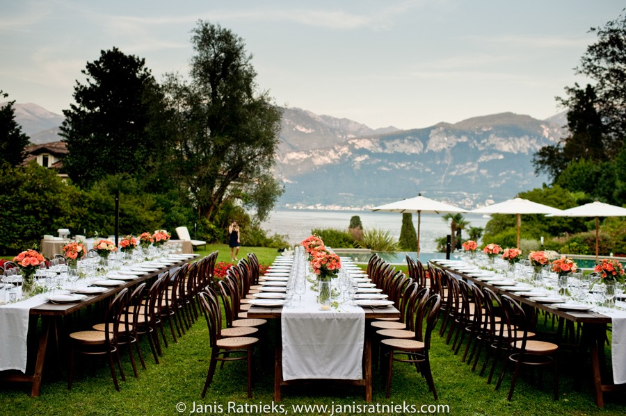 Villa Giuseppina wedding venue Lake Como