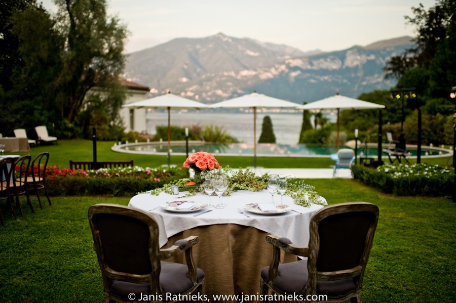 amazing villa Giuseppina view over lake Como