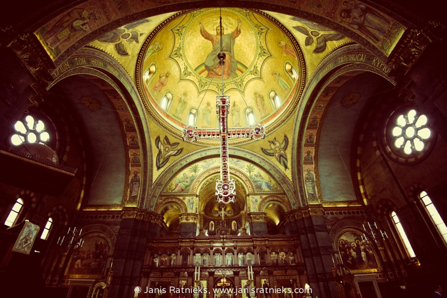 St Sophias Cathedral London weddings