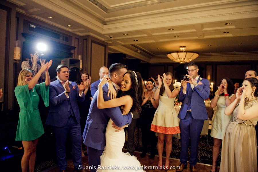 first dance rosewood London Hotel
