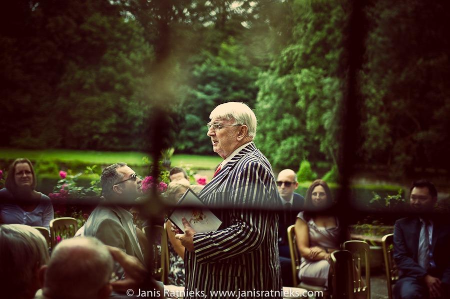 outdoor wedding UK England