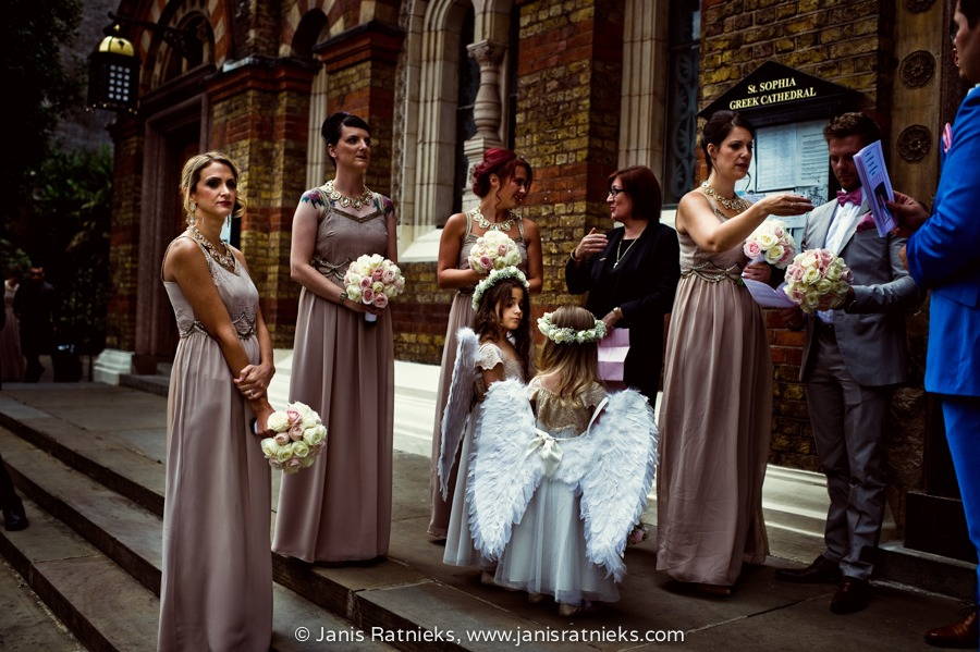 weddings Sophia Cathedral London