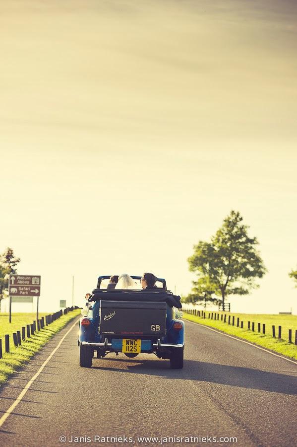 Milton Keynes wedding car services