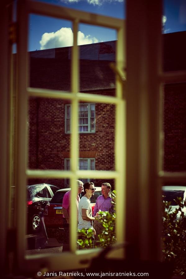 actor wedding UK