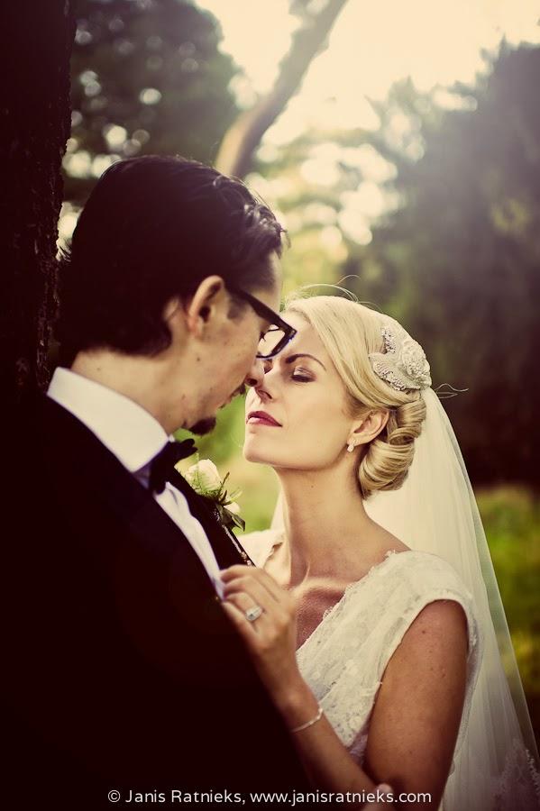 true wedding portraits