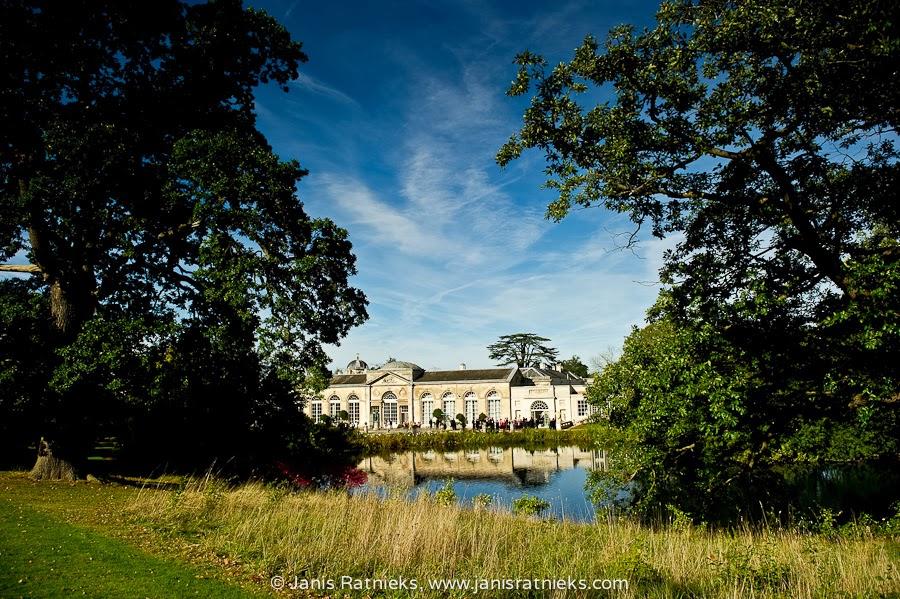woburn abbey summer views
