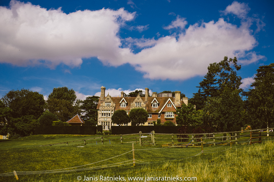 Hambleton Hall wedding venue