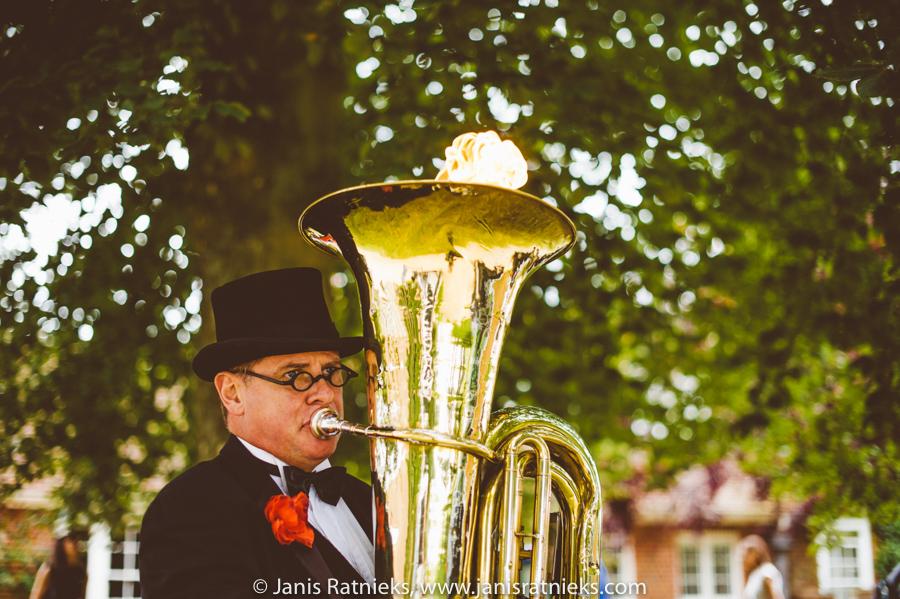 fire tuba London