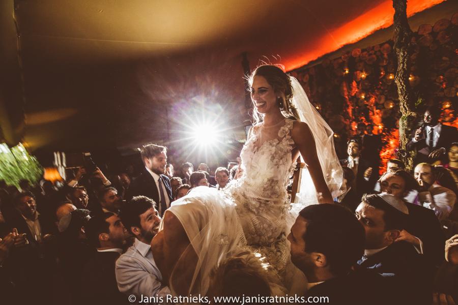 jewish wedding dance girls