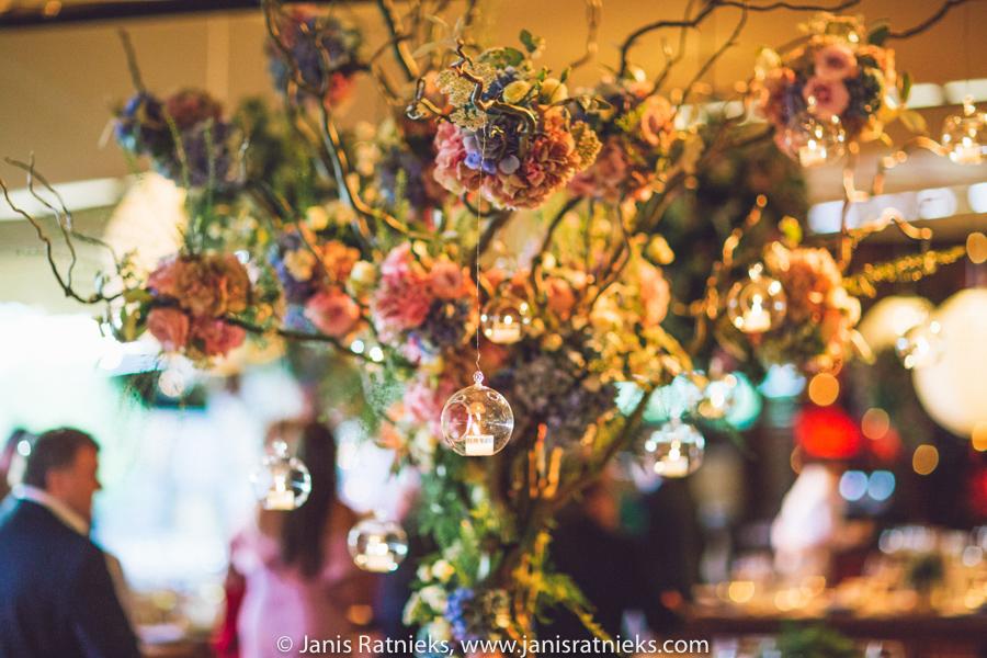 jewish wedding floral design