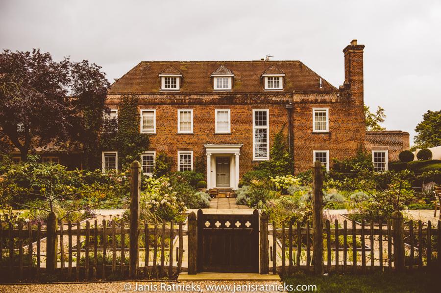 private wedding venue Hampshire