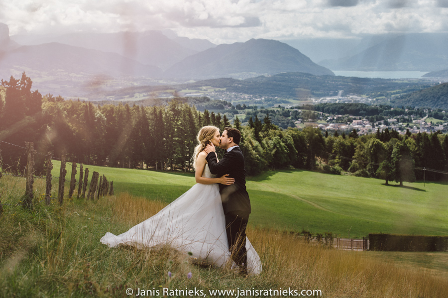 Chamonix wedding photographer