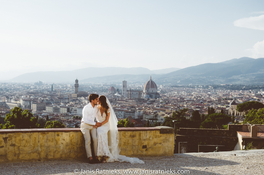 Florence wedding photographers
