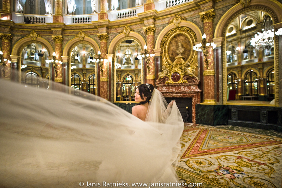 Paris Chateau pre wedding
