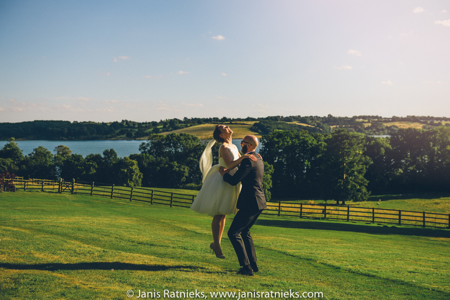 Rutland Water wedding