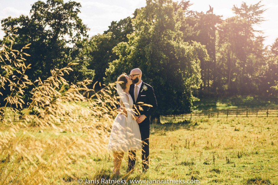 country wedding England