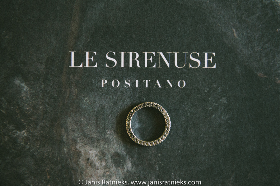 Le sirenuse Positano wedding photographer