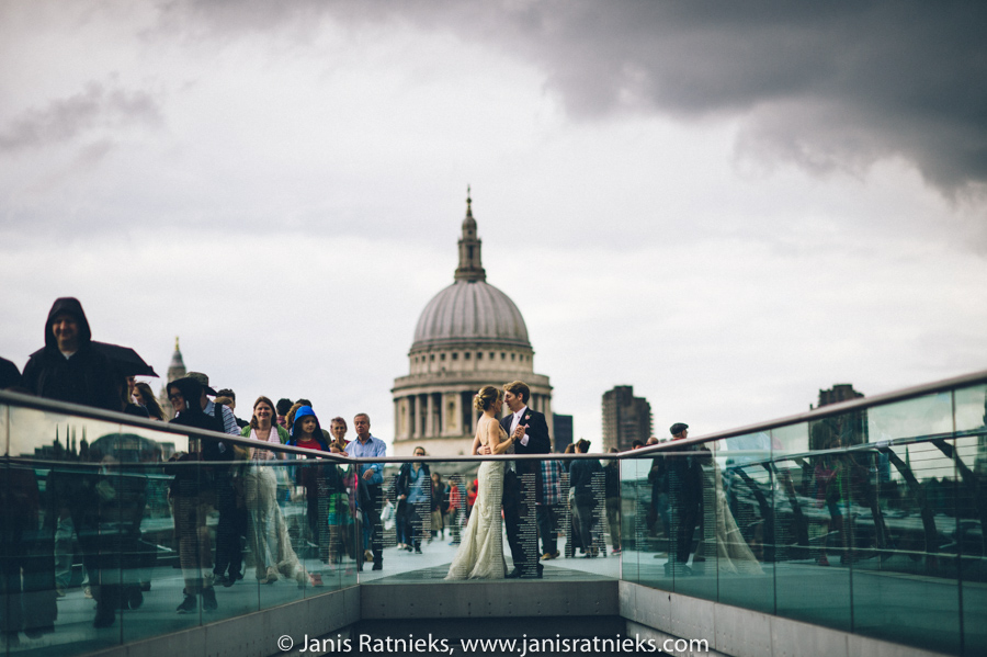st pauls wedding