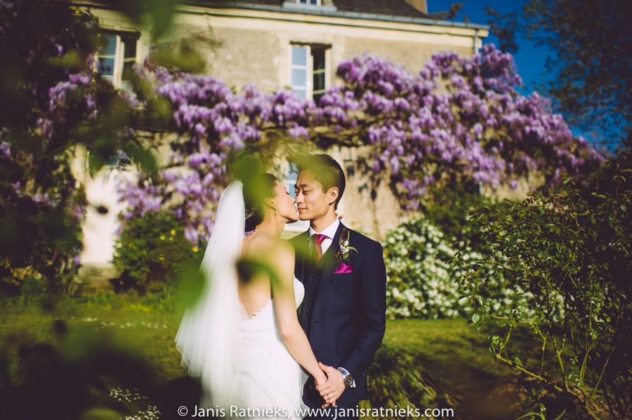 france village wedding