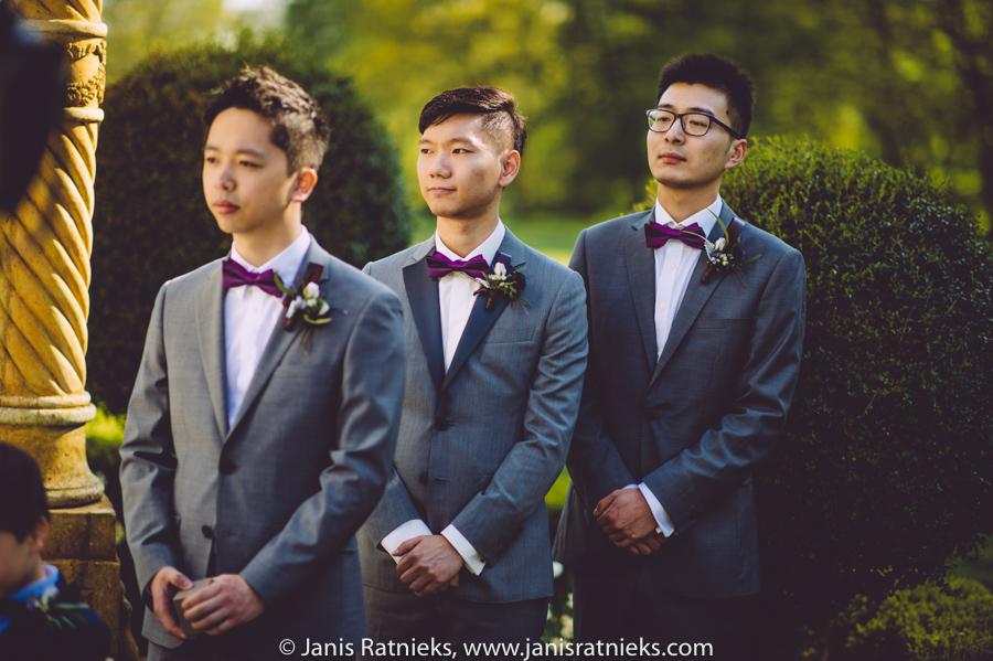 groomsmen shanghai