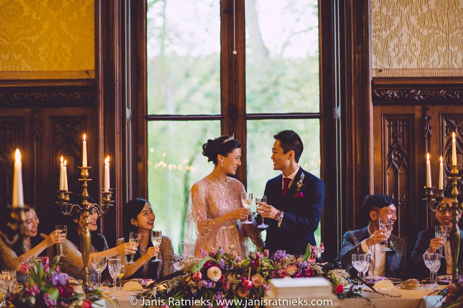 newlywed speech